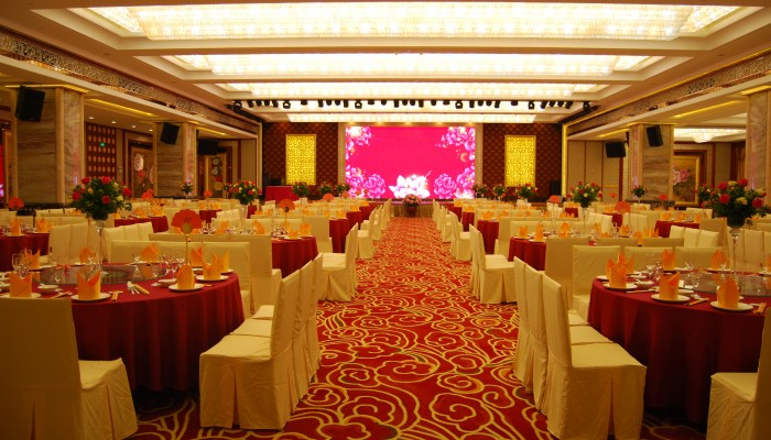 Multi-functional Banquet Hall 3F Fortune Palace