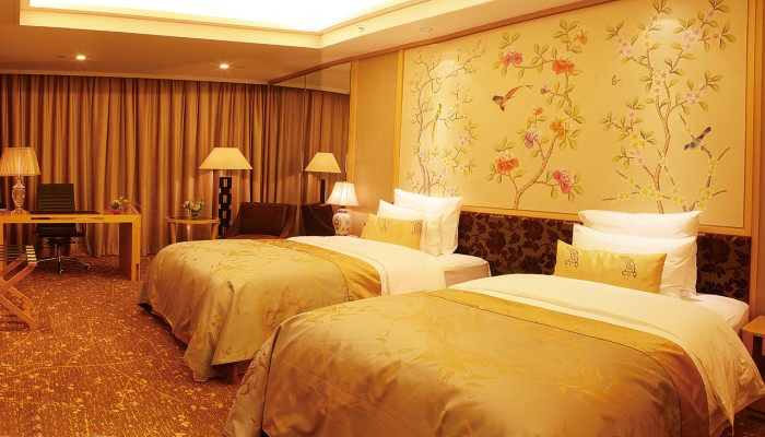 Deluxe Twinbeds Room